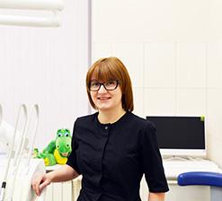 Буханец Анастасия Александровна