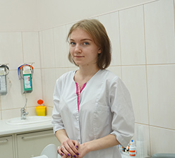 Глущевская Елизавета Александровна